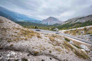 alpine roadtrip