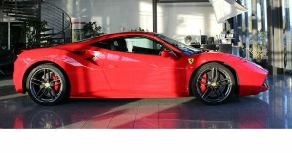 Ferrari Gutschein Wochenendmiete