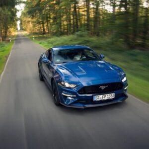 Ford Mustang Gutschein Wochenendmiete