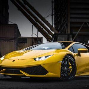 Lamborghini Huracan Gutschein Tagesmiete