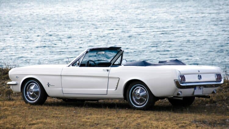 rent an ford mustang oldtimer in munich 1