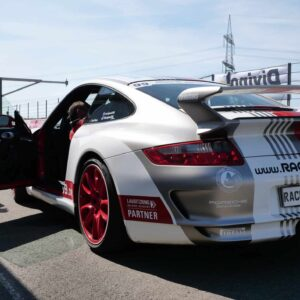 porsche 911 gt3 racetrack training