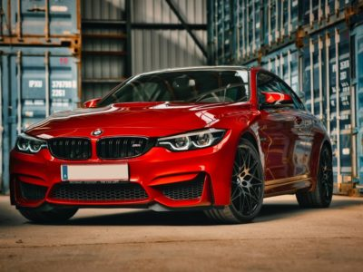 Rent a BMW M4 Competition in Salzburg