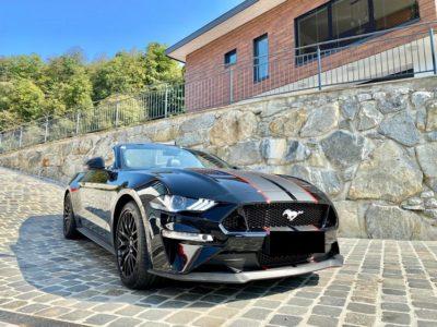 Rent a Ford Mustang GT in Innsbruck