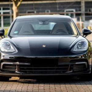 Porsche Panamera 4S gift voucher front